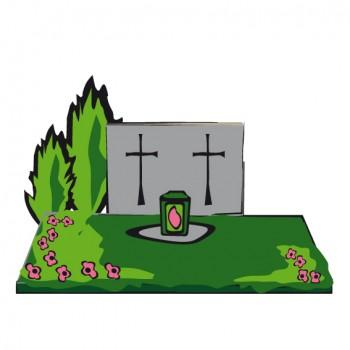 Urnen-Wahlgrab
