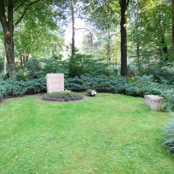 Familiengrab mit 4 Grabstellen als Wahlgrab