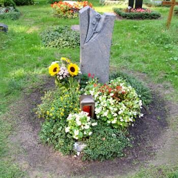 Urnen-Einzelgrab/Urnen-Doppelgrab